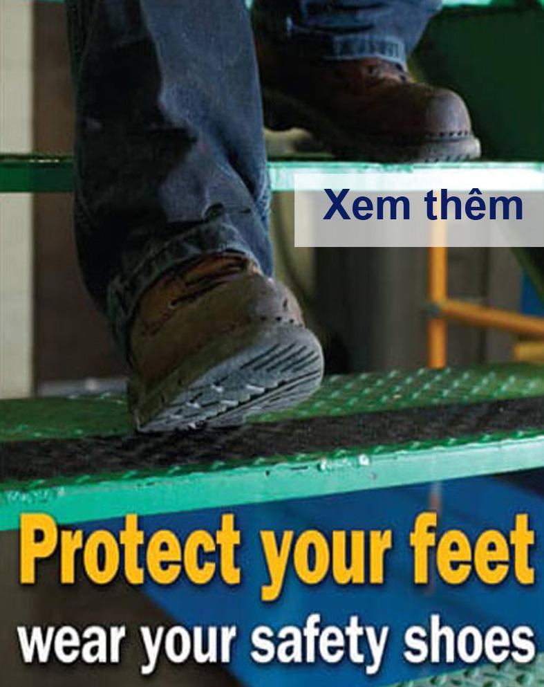 Thiết bị bảo vệ chân