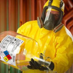 Bảo vệ hóa chất